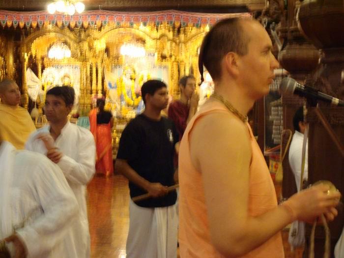 Yuga Avatara Chants for Prabhupada's pleasure