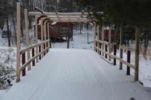 NV under snow