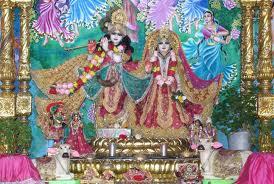 Bring in the New Year with Sri Sri Radha Vrindaban Chandra