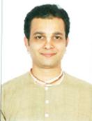 Gaurnatraj, an enthusiastic devotee in the CD Dept.