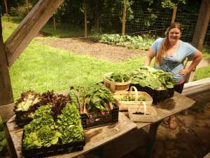 New Vrindaban ISKCON Garden Kacey Orr 2014