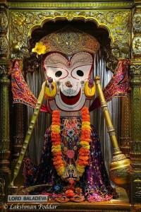 New Vrindaban Balarama