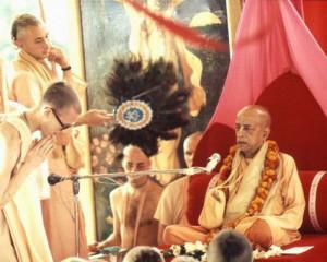New Vrindaban Prabhupada Bhagavat Dharma ISKCON 1972
