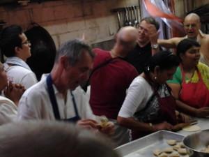 Prabhupada Vyasa Puja New Vrindaban Kitchen Kirtan 2014