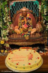 Prabhupada Vyasa Puja New Vrindaban 2014