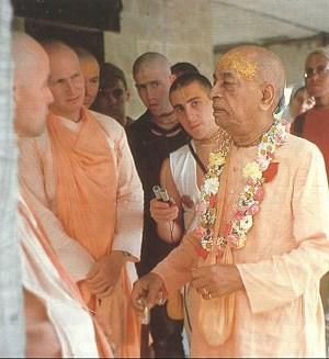 New Vrindaban Prabhupada Palace of Gold 1976