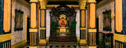 New Vrindaban Prabhupada Palace