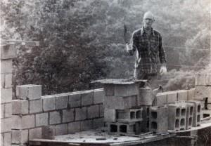 New Vrindaban Prabhupada's Palace Wall Gaura Shakti