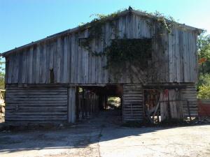 New Vrindaban Ox Barn Bahulaban Renovation 2014