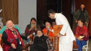 New Vrindaban Madhava Gosh Vidya Appreciation 2014