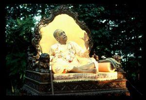Srila Prabhupada New Vrindaban Madhuban 1976
