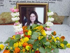 New Vrindaban Sankara Dasi Memorial