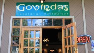 New Vrindaban ISKCON Govinda's Restaurant