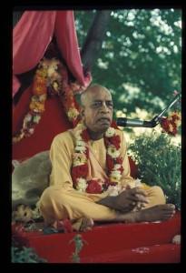 New Vrindaban Prabhupada Bahulaban 1972