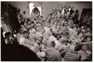 New Vrindaban Prabhupada Janmastami Initiation Bahulaban 1972