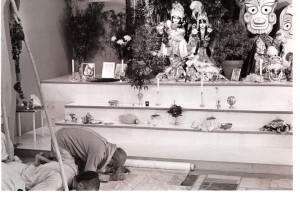 New Vrindaban Prabhupada Radha Vrindaban Chandra Bahulaban 1972