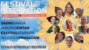 New Vrindaban Festival of Inspiration 2015