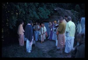 New Vrindaban ISKCON Prabhupada Madhuban 1974