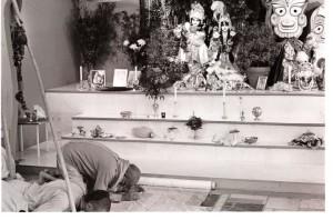 Prabhupada Radha Vrindaban Chandra New Vrindaban Bahulaban 1972