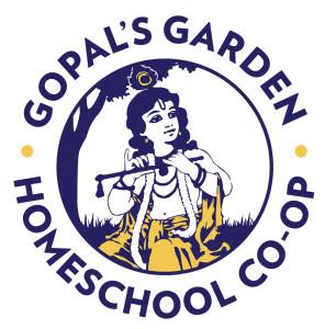 Gopal's Garden Logo New Vrindaban ISKCON 2015