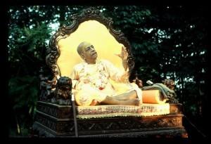 Prabhupada New Vrindaban June 1976