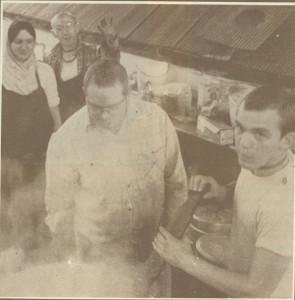 New Vrindaban Bahulaban Pits Sobhavati, Sankirtan, Bhokta Advaita 1977 or 1978