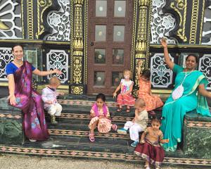 Gopal's Garden Preschool at Prabhupada's Palace New Vrindaban