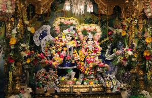 ISKCON New Vrindaban Radha Vrindavanchandra Radhastami 2015