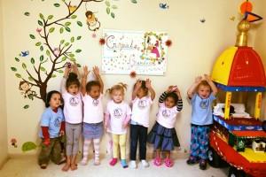 New Vrindaban Students Gopal's Garden Preschool October 2015 ISKCON