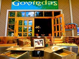 Govinda's Restaurant New Vrindaban ISKCON Palace Lodge