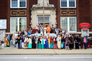 YMCA Butler, PA Prabhupada 50th Anniversary New Vrindaban ISKCON