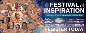 Festival of Inspiration Banner