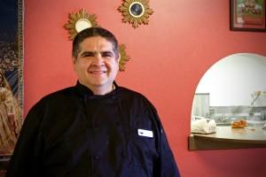 Kitchen Manager, Dina Mani dasa