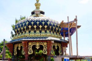 Prabhupada's Palace of Gold Renovation ISKCON New Vrindaban
