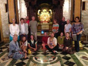 Prabhupada's Palace Staff Members ISKCON New Vrindaban
