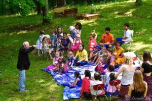 Kulimela 2016 Kids' Camp New Vrindaban ISKCON Sankirtan Dasa