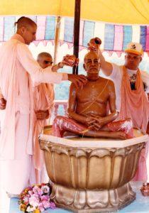 Prabhupada's Palace of Gold New Vrindaban ISKCON Radhanath Swami Brahmananda