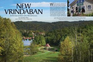 Back to Godhead New Vrindaban 50th Anniversary 2018