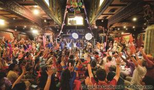 ISKCON New Vrindaban Hare Krishna 24 Hour Kirtan