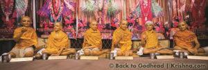 ISKCON New Vrindaban Six Goswamis