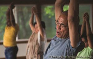 ISKCON New Vrindaban Yogashala