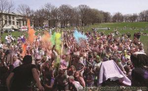 ISKCON New Vrindaban Festival of Colors Pittsburgh