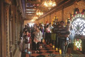 ISKCON New Vrindaban Prabhupada's Palace