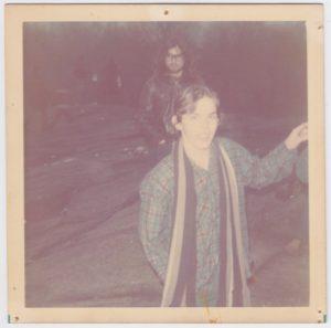 Emil Sofsky (pre Advaitacarya Das) in New York – circa 1972.