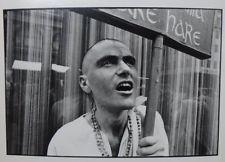 Hare Krishna Street Chanting in NYC 1970s