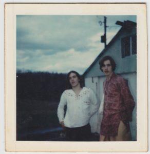 Advaita & Billy New Vrindaban Bahulaban 1974