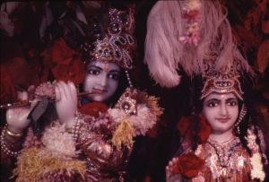 Radha Vrindaban Chandra Bahulaban New Vrindaban early 1970s